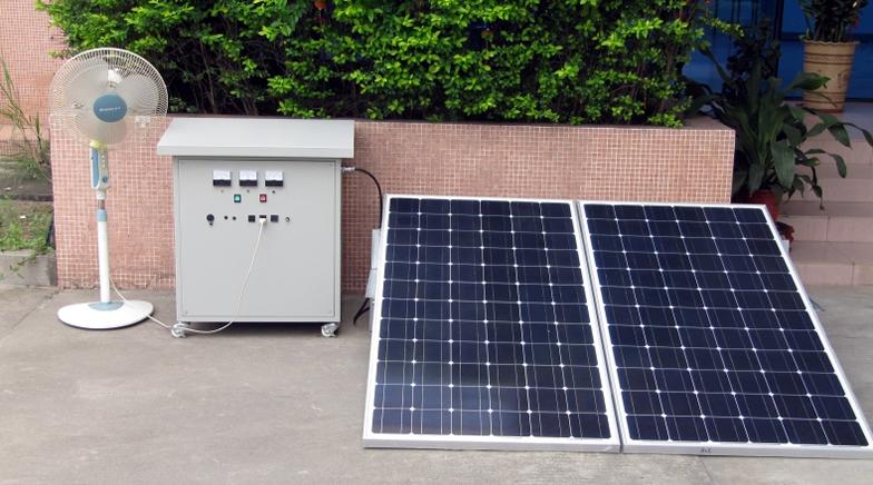 Solar power system,Movable solar power system